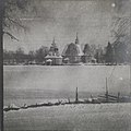 Left-half of a stereoscopic photograph of Ruovesi Church in Finland (35028366535).jpg