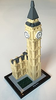 Lego Architecture Big Ben (21013)