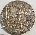 Leone leoni, medaglia di ippoltita gonzaga, milano 1551 ca., verso.JPG