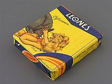 Antigua publicidad de cigarros 2
