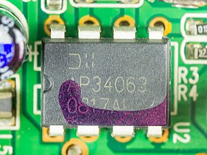 Diodes Incorporated - Diodes AP34063 - Universal DC/DC Converter
