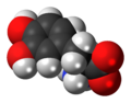Levodopa zwitterion 3D spacefill.png