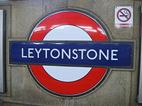 Leytonstone tube roundel dec 07.jpg