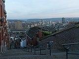 Liège, uitzicht vanaf Montagne de Bueren foto11 2017-03-26 19.41.jpg