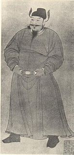 Li Keyong Shatuo military governor during the Tang Dynasty (856-908)