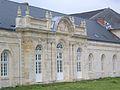 Liancourt (Oise) - Façade des communs détail.JPG
