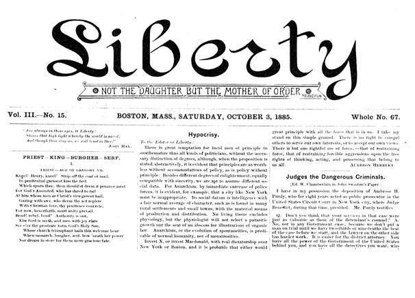 Liberty OldPeriodical