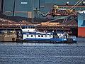 Libra (tugboat, 2009) ENI 02332645 at IJmuiden.JPG