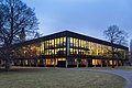 Library Universitaet Hannover TIB Am Welfengarten Nordstadt Hannover Germany 01.jpg
