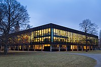 Library Universitaet Hannover TIB Am Welfengarten Nordstadt Hannover Germany 01.jpg