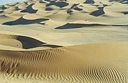 A desert in Libya