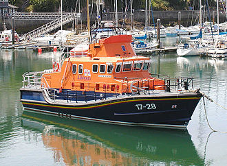 Torbay Lifeboat Station - Alec and Christina Dykes