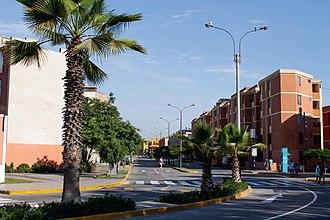 San Borja District - Image: Limatambo, San Borja, Lima, Peru