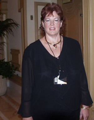 Linda Johnson - Johnson in photo published 2005