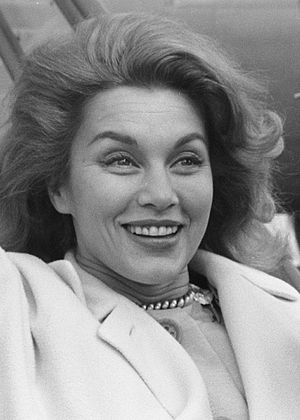Linda Christian - Christian in 1962