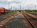 Linia kolejowa 141 Ruda Bielszowice 25.06.2011 p.jpg