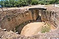 Lion Tholos Tomb at Mycenae by Joy of Museums.jpg