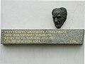 Liptovský Mikuláš tabuľa s reliéfom Kolomana Sokola.jpg