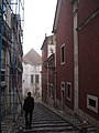 Lisbon alley in the mist (299342126).jpg
