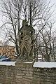 Litomyšl sochy na zdi zámecké zahrady4.JPG