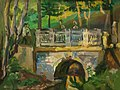Little Bridge in Sochi by Aristarkh Lentulov (1932).jpg