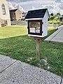 Little Free Library, Jefferson Street, Alexandria, KY (50226428908).jpg