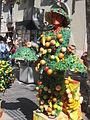 Living statues in La Rambla - 2004 - 07.JPG