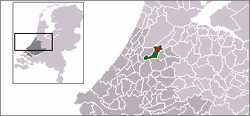 Location of Leimuiden