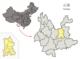 La préfecture de Kunming dans la province du Yunnan