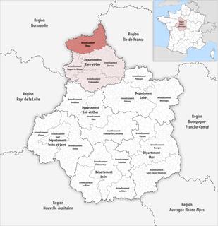 Arrondissement of Dreux Arrondissement in Centre-Val de Loire, France