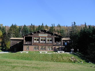 Dartmouth Outing Club - Moosilauke Ravine Lodge, maintained by the DOC