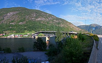 Sogndal - Loftesnesbrua 01