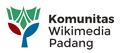 Logo Komunitas Wikimedia Padang.png
