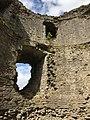 Longtown Castle keep interior II.jpg