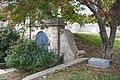 Looking SW at Public Vault - Congressional Cemetery - Washington DC - 2012.jpg
