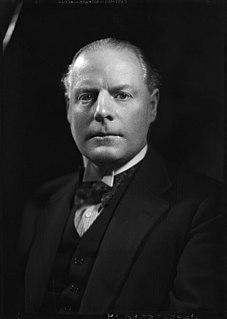 Henry Page Croft, 1st Baron Croft British politician