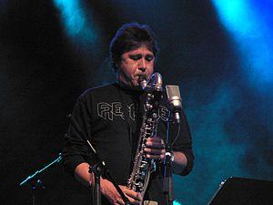 Louis Sclavis - Louis Sclavis in 2007