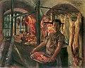 Lovis Corinth Schlachterladen 1897.jpg