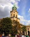 Lublin Wieża Trynitarska.png