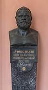 Ludwig Barth von Barthenau (Nr. 47) Bust in the Arkadenhof, University of Vienna-1368.jpg