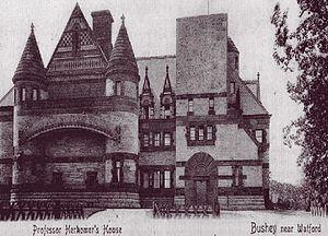 Lululaund - Image: Lululaund (postcard c.1900) by Henry Hobson Richardson, Hubert von Herkomer
