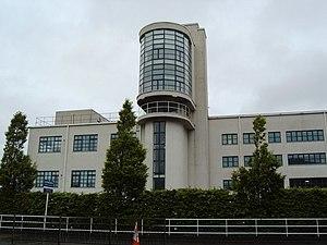 Luma Tower - Luma Tower from Shieldhall Road.
