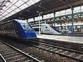 Lyon 2e - Gare de Lyon-Perrache, trains à quai.jpg