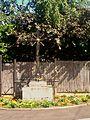 Méry-sur-Oise (95), calvaire, D 280.jpg