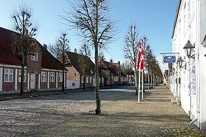 Møgeltønder - Slotsgaden (The Castle Street)