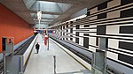 München — Moosacher Straße — U-Bahn-Haltepunkt Oberwiesenfeld.jpg