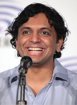 M. Night Shyamalan vieraana WonderConissa 2016.