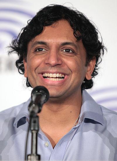 M. Night Shyamalan, American screenwriter, film director, and producer