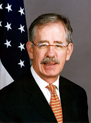 United States Ambassador to Sweden - Image: M. Teel Bivins, US Dept of State photo portrait