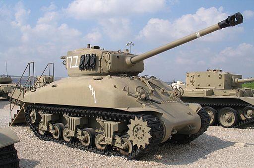 M4A1-Sherman-latrun-1